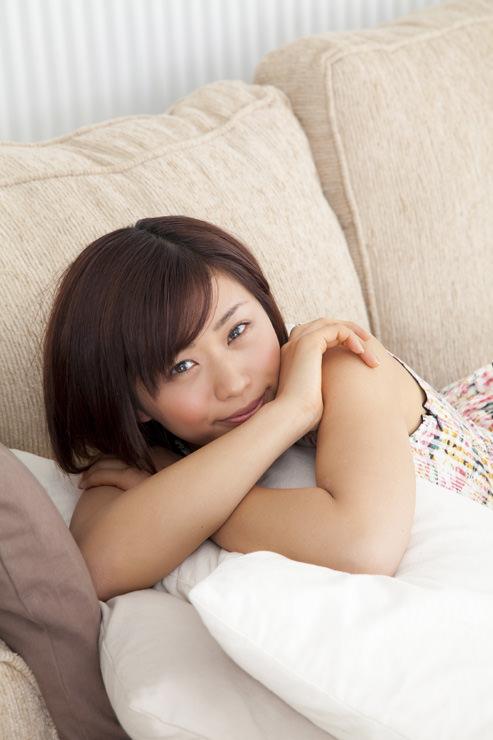 安枝瞳グラビア写真133