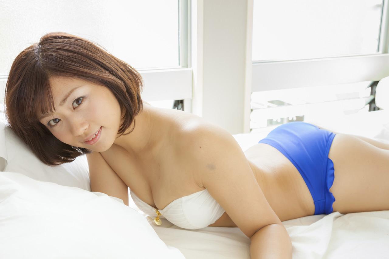 安枝瞳グラビア写真34