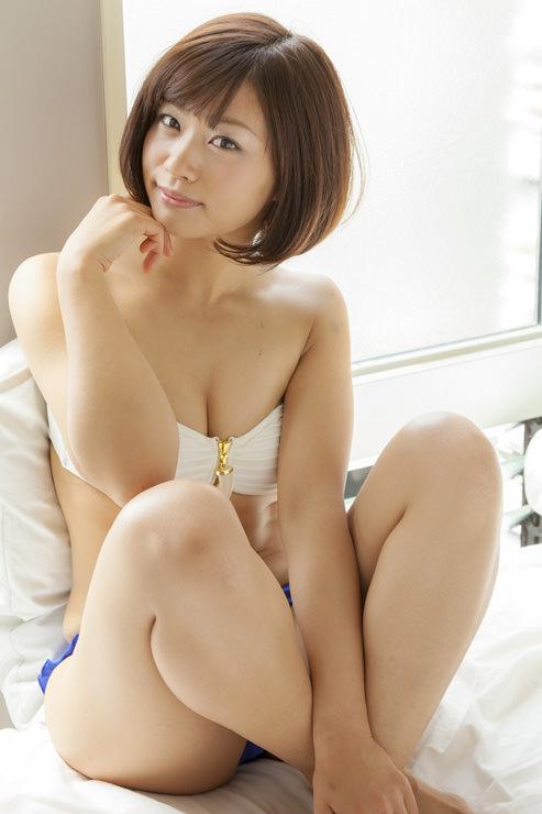 安枝瞳グラビア写真55