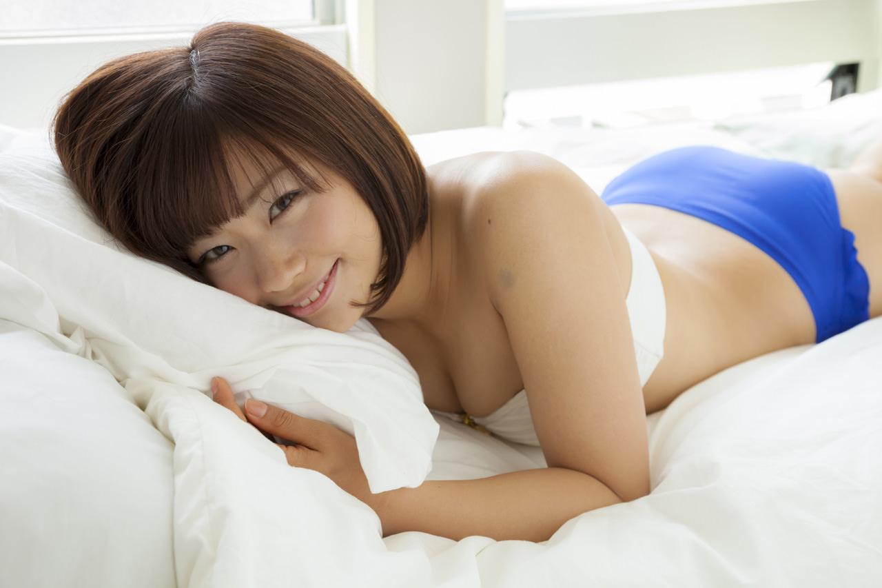 安枝瞳グラビア写真26