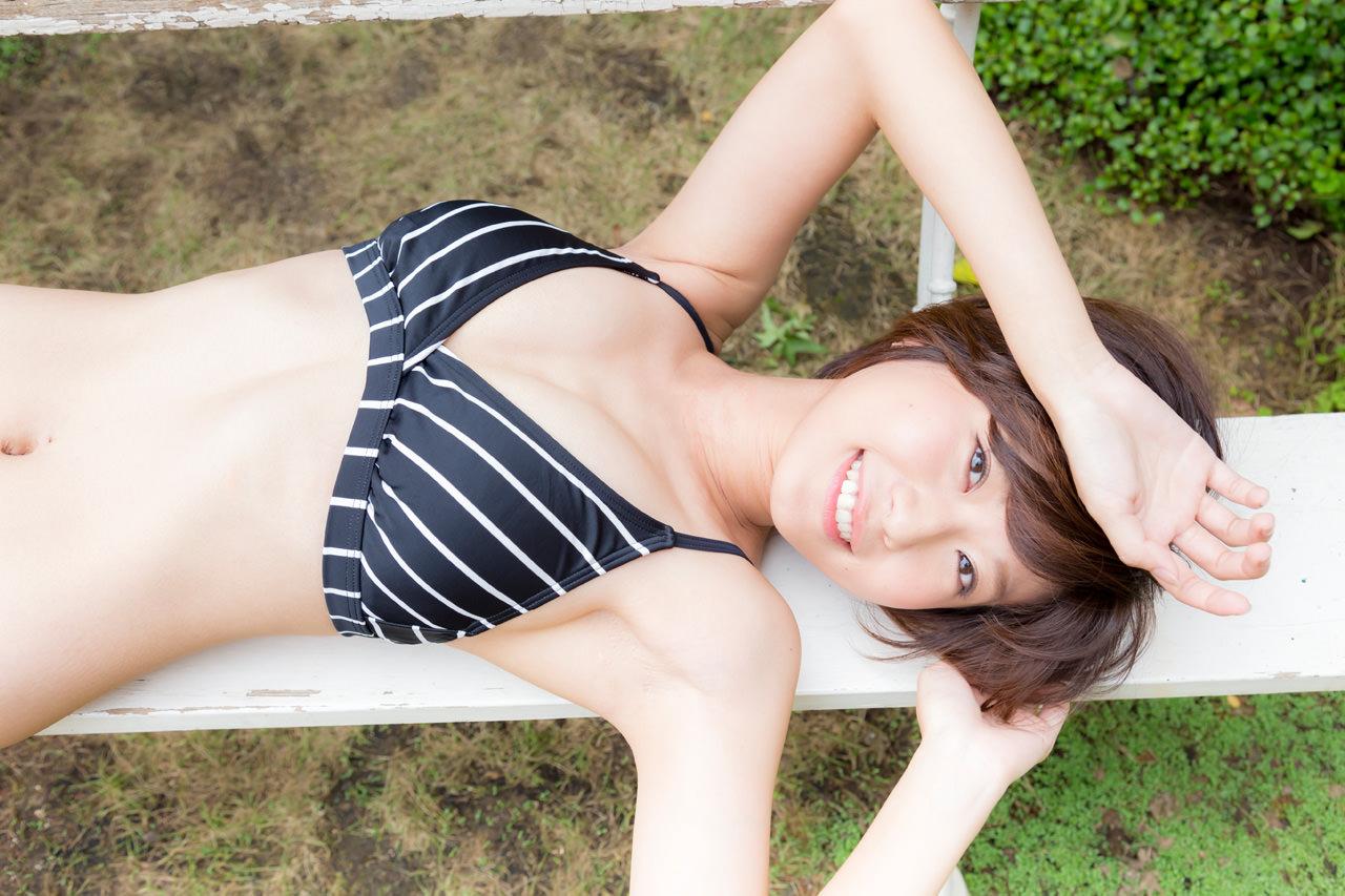 天野麻菜グラビア写真46