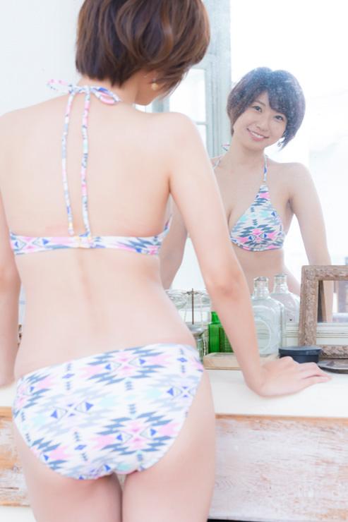 天野麻菜グラビア写真61