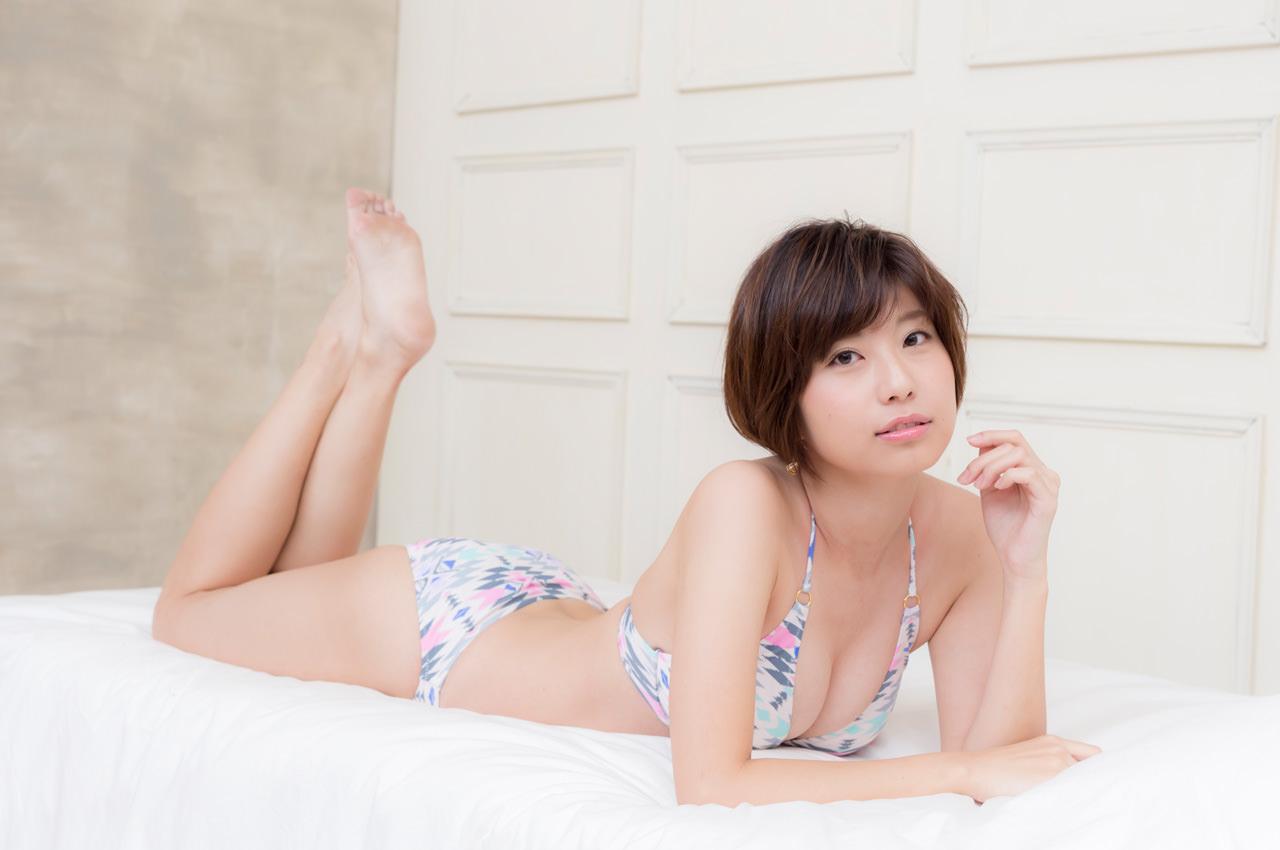 天野麻菜グラビア写真90