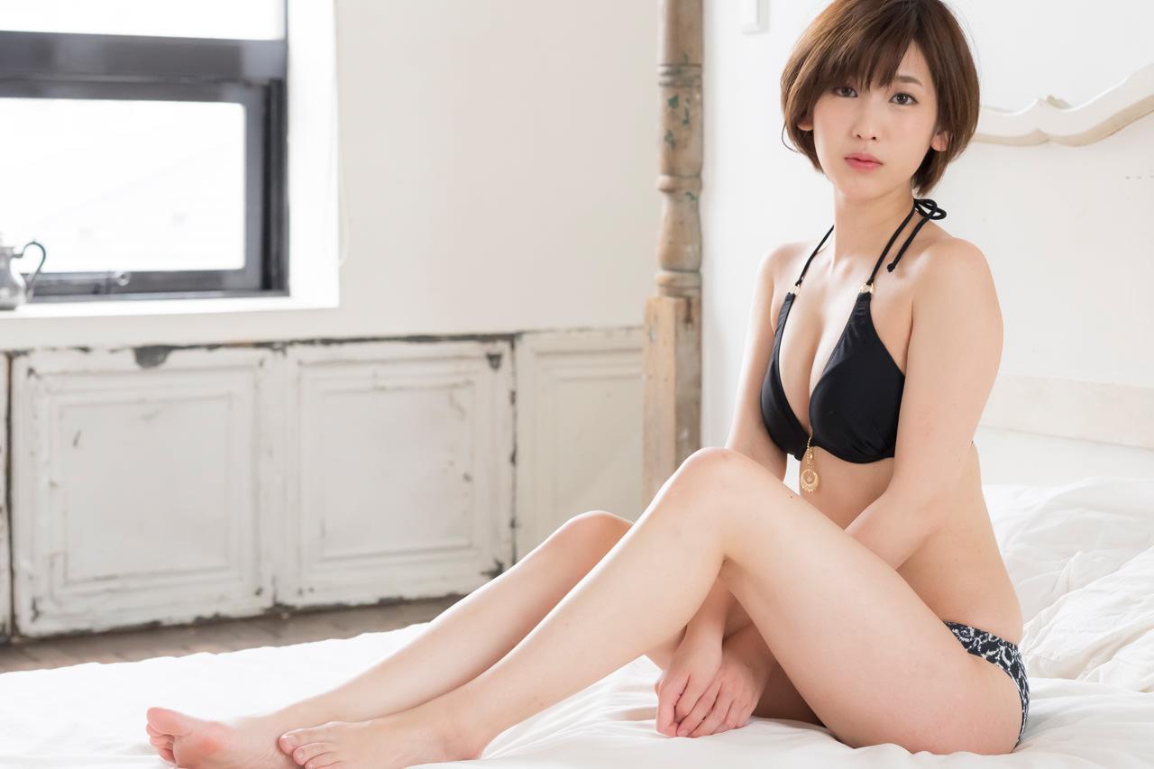 夏目花実グラビア写真12