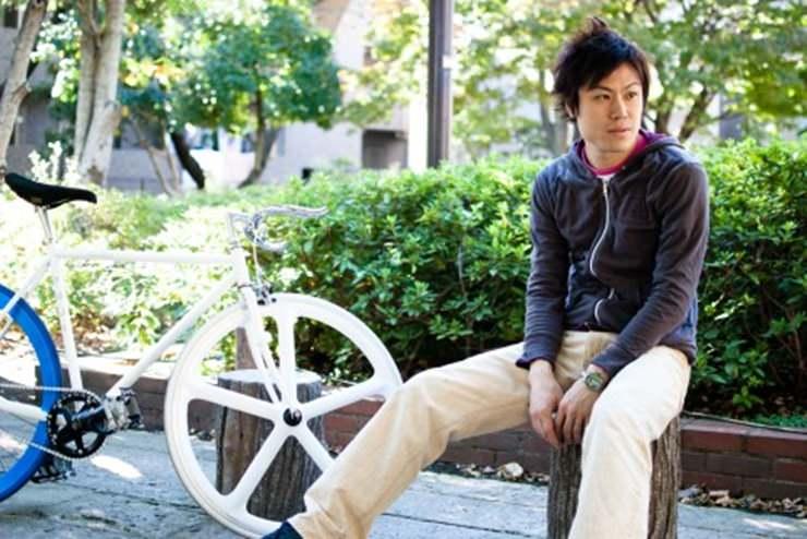 草食系男子らしいメンズファッション