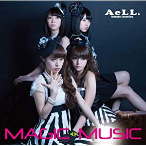 AeLL.「MAGIC⇔MUSIC」