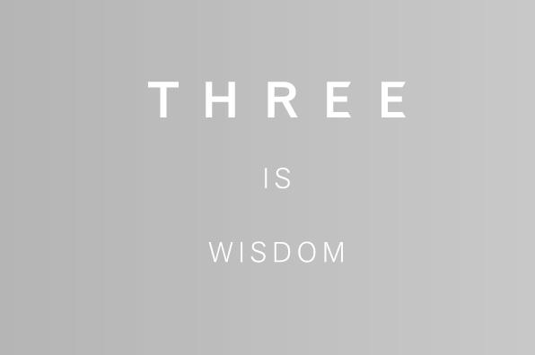 THREE_成分
