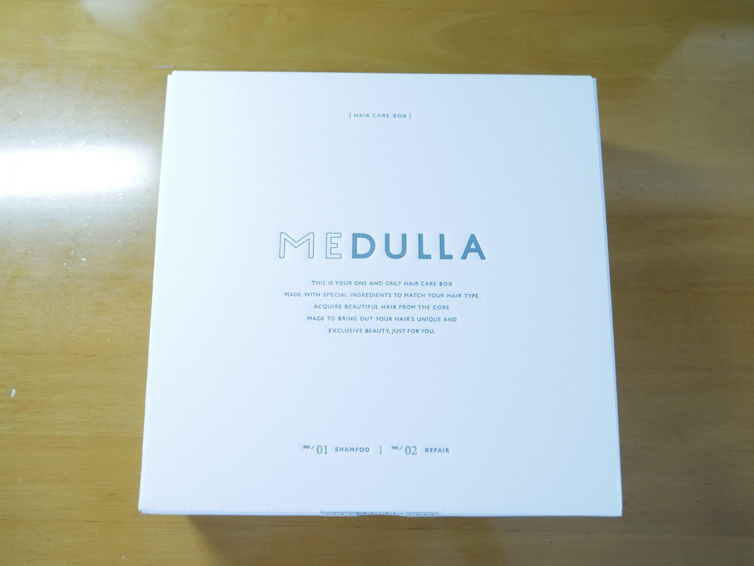 MEDULLA_オーダー