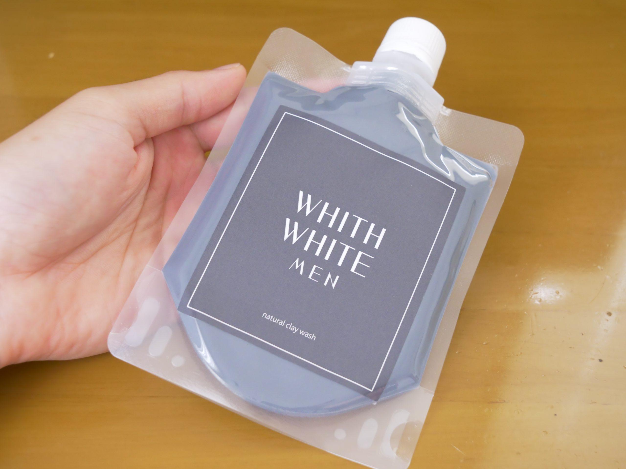 フィスホワイト_メンズ用洗顔