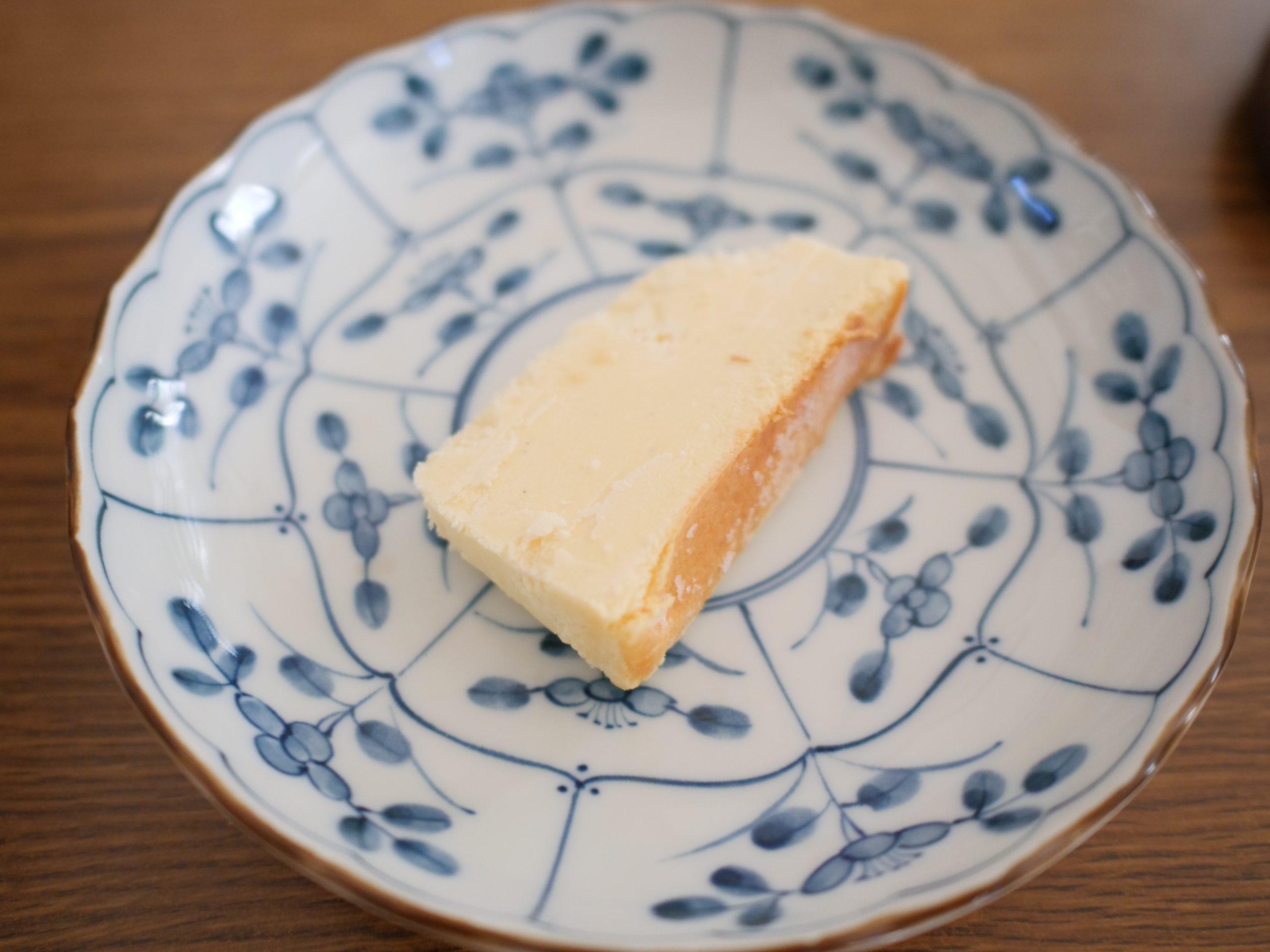 ミスターチーズケーキ_味